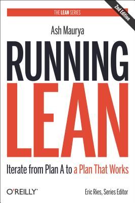 Running Lean By Maurya, Ash
